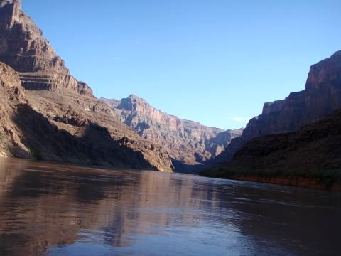 Grand Canyon Colorado River Rafting