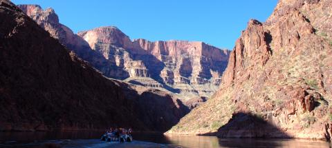 Grand Canyon Rafting with Western River Expeditions