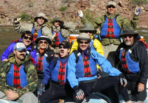 Mustache Grand Canyon Rafting to your Bucket list!