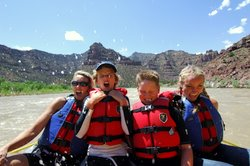 Green River Raft Trip
