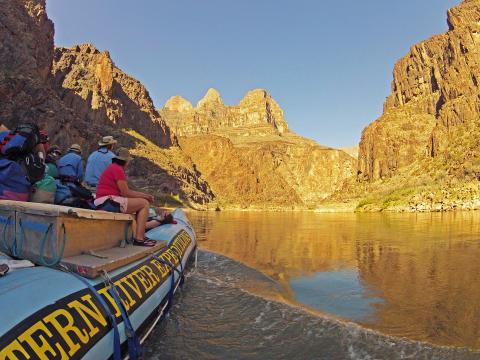 Grand Canyon Rafting Tours
