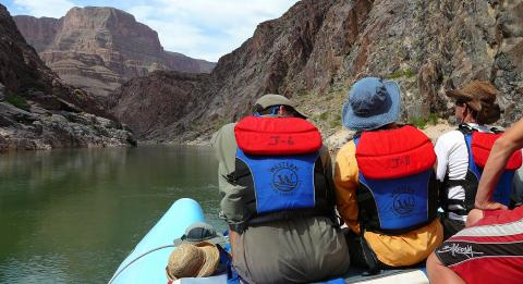 Rafting Tour on the Grand Canyon