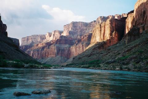 Grand Canyon rafting trip with Western River Expedtions