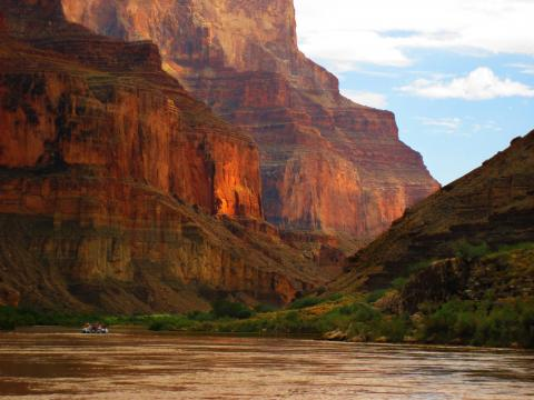 Grand Canyon Rafting Trip with Western River Expeditions