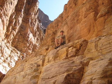Hiking Grand Canyon on a Western River Expeditions Rafting Trip