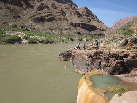 Grand Canyon River Tour