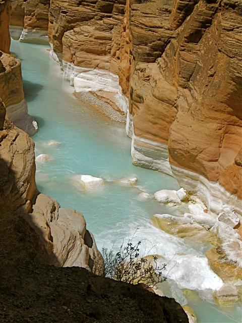 Havasu Canyon in the Grand Canyon