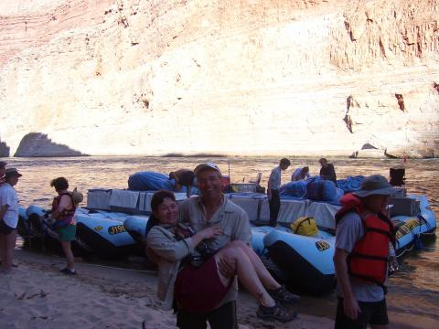 Grand Canyon Rafting the Colorado River