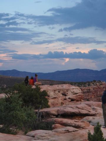 Family  Adventure Vacations - Grand Canyon Trip