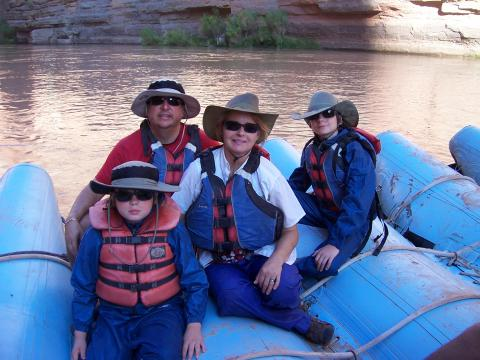 Family Rafting Trip with Western River Expeditions