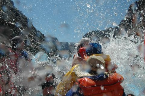 Whitewater Rafting on the Grand Canyon