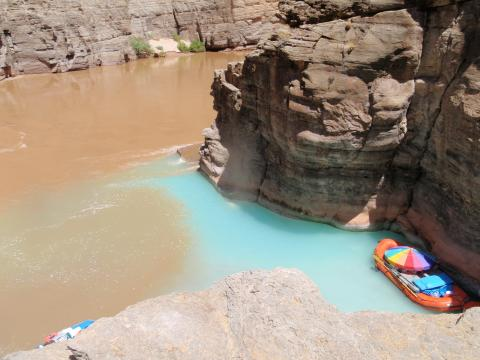 Grand Canyon Rafting - Havasu