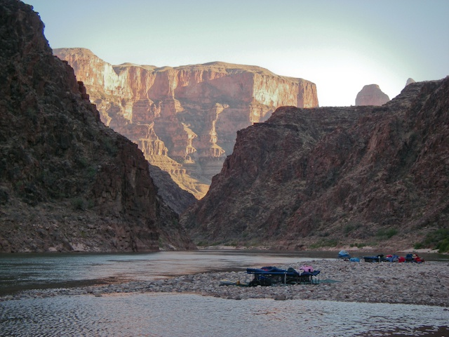 Western River Guides in the Grand Canyon