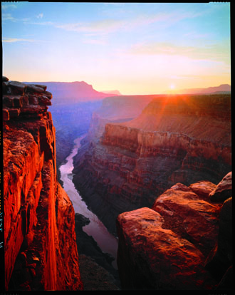 Beautiful Grand Canyon Scenery