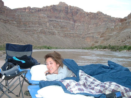 Last Morning in Cataract Canyon