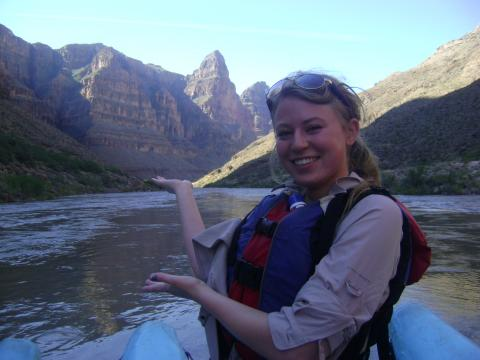 Grand Canyon Rafting 3 Day trip