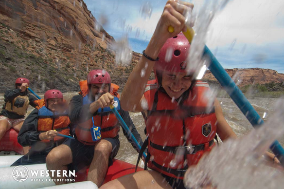 Whitewater Rafting in the West