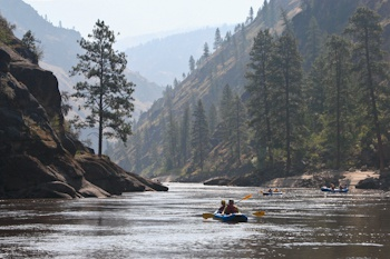 Idaho Salmon River Rafting Trip – It Was A Wild And Crazy Adventure!