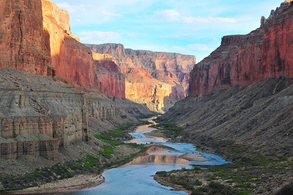 grand-canyon-upper-nankoweap-reflection
