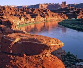 Colorado River Bend, Canyonlands National Park, Utah