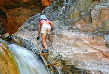 grand-canyon-lower-travertine-ladder