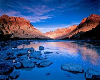 cataract-canyon-sunrise-blue