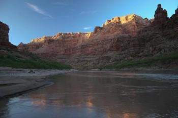 cataract-canyon-camp-sunrise