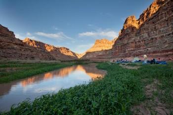 cataract-canyon-camp-highwater