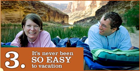 3. It's never been so easy to vacation