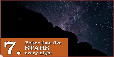 7. More than 5 Stars Every Night