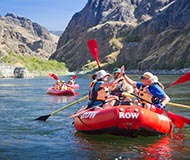 Snake River 4-5 Day Expedition