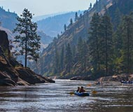 Main Salmon River 5 Day Expedition
