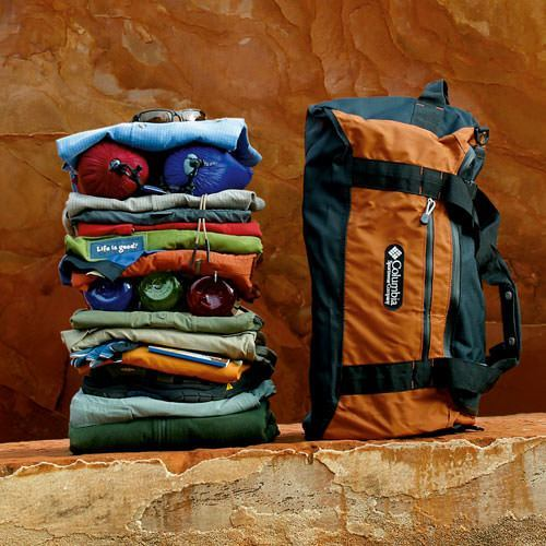 Packing List for Grand Canyon