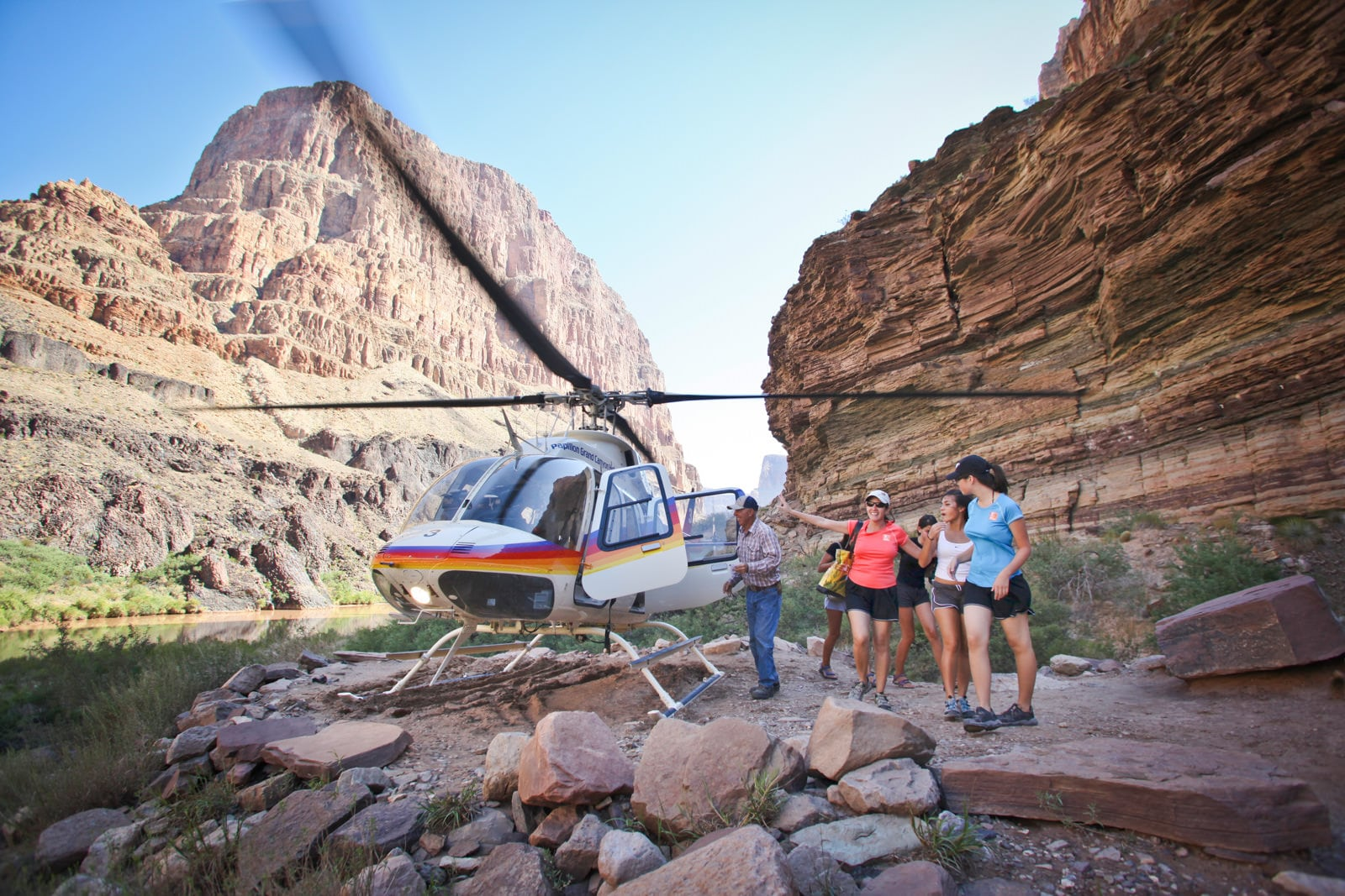 grand canyon rafting trips packages