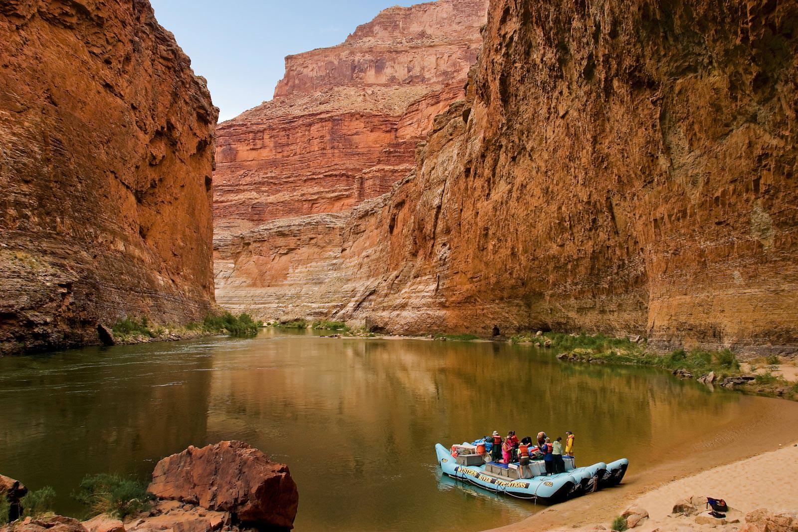 Best White Water Rafting Trips In The West Western River