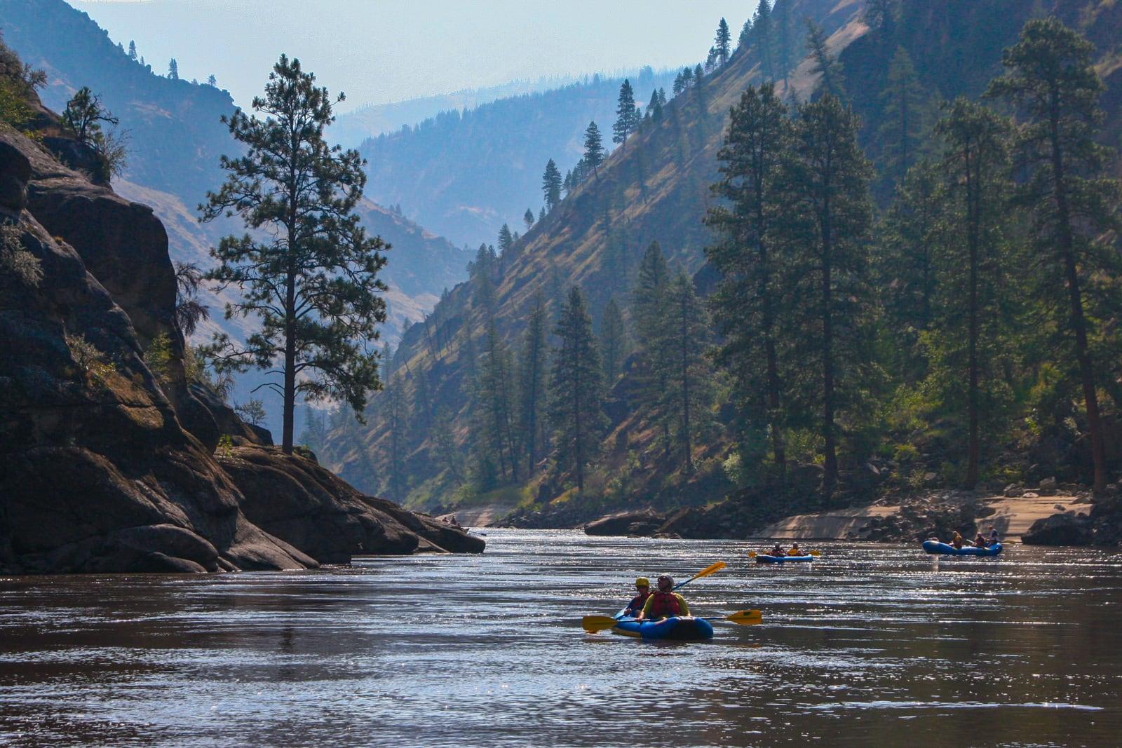 Resultado de imagem para Salmon River