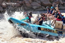 Whitewater in Grand Canyon