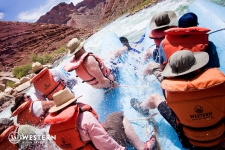 Rapids on the Colorado River