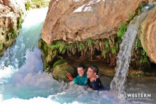 Havasu Canyon Waterfalls