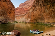 Serene Colorado River