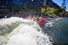 Hell's Canyon rafting