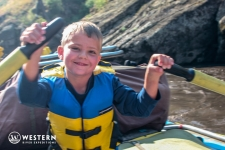 Kid friendly moments on the Main Salmon River