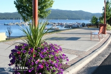 Harbor in McCall, Idaho