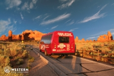 Arches National Park Bus Tour