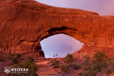 Window Arch, Arches National Park