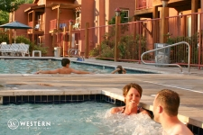 Moab Utah vacation jacuzzi
